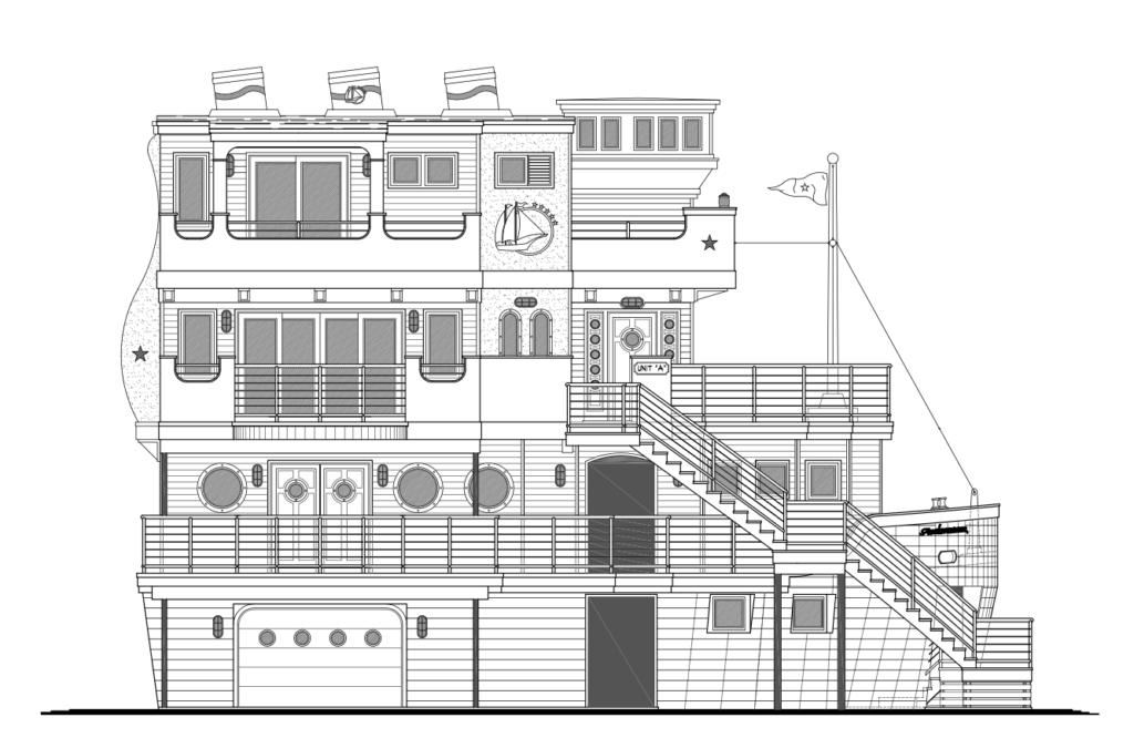 Avalon Anchorage Marina Ship Plans